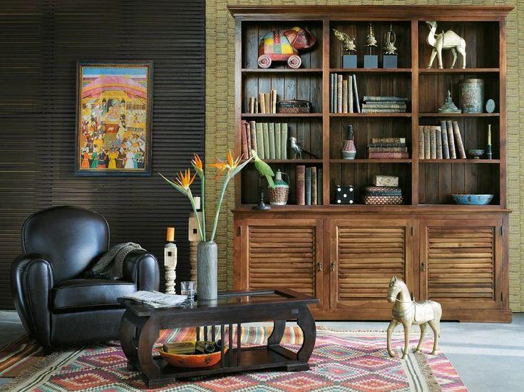 Mejores 14 im genes de mobiliario estilo colonial en - Decoracion estilo colonial moderno ...