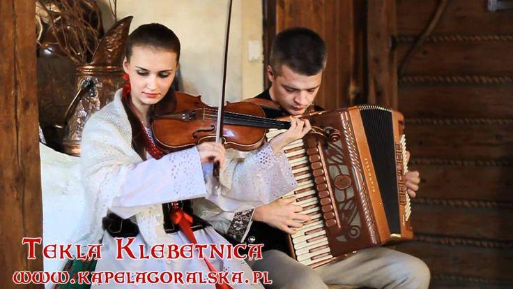 """""""Polka mołdawska"""" Tekla Klebetnica"""