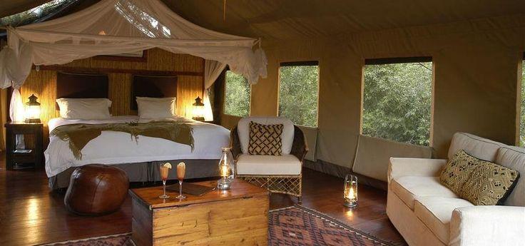 Thakadu River Camp - Madikwe Game Reserve