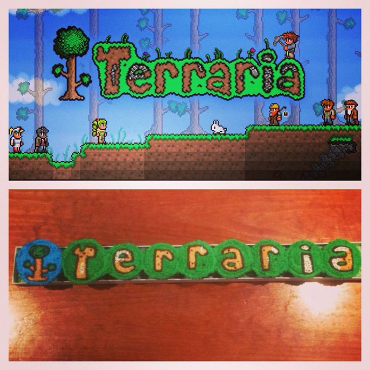 Terraria Cake Terraria cake, Terraria party, Video games