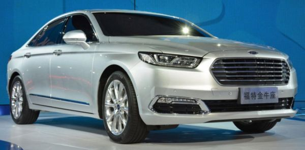 2017 Ford Taurus Redesign and Release Date