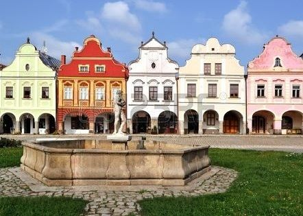 From Telč (South Moravia), Czechia