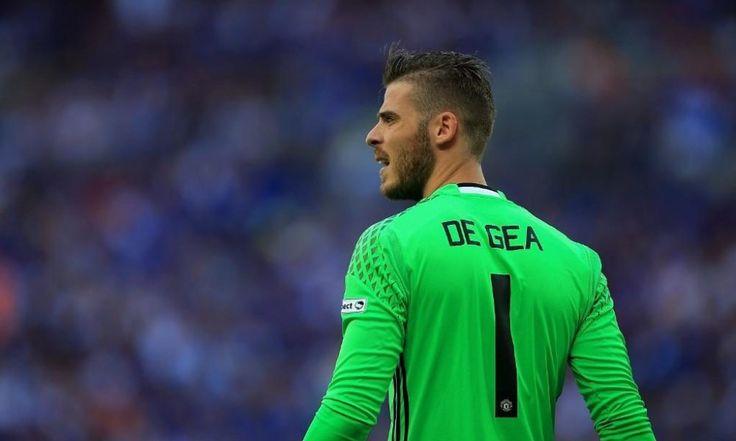 Menjual Rumah di Manchester, De Gea Siap Tinggalkan Manchester United ?