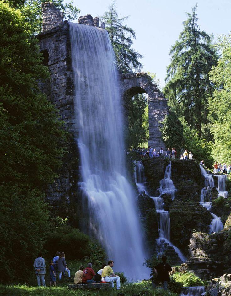 bergpark wilhelmshoehe germany | Bergpark Wilhelmshöhe, Aquädukt ©Museumslandschaft Hessen Kassel #germany #europe