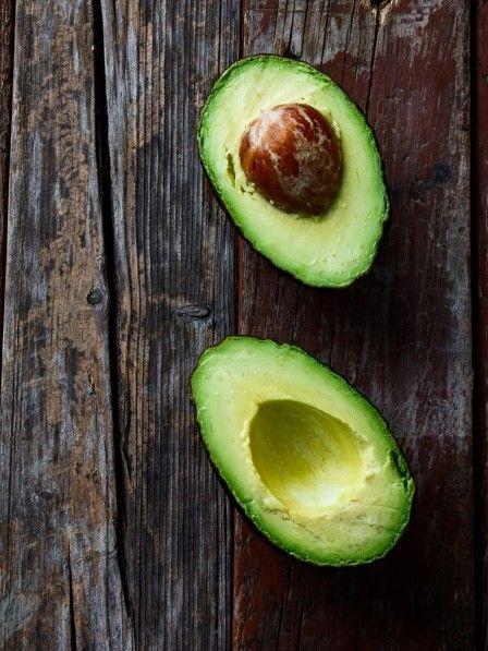 Mmmmmhhh, ich liebe Avocado, aber so hab ich sie noch nie gesehen oder probiert.