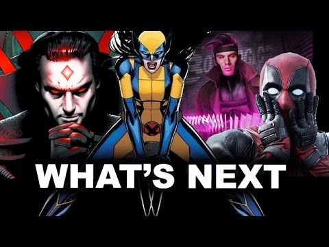 X-Men Apocalypse End Credits - Essex Corp aka Mr Sinister, X-23, Deadpoo...