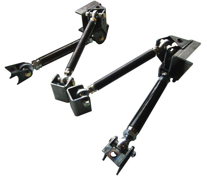 Universal Rear 4 Link Kit with Rod Ends | Jeeps | Jeep wj, Offroad