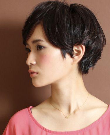 1000 ideas about korean short hair on pinterest short