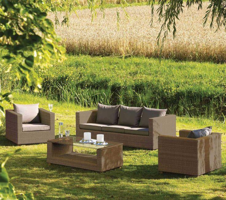 Die besten 25+ Lounge sofa outdoor Ideen auf Pinterest Outdoor - ideen terrasse outdoor mobeln