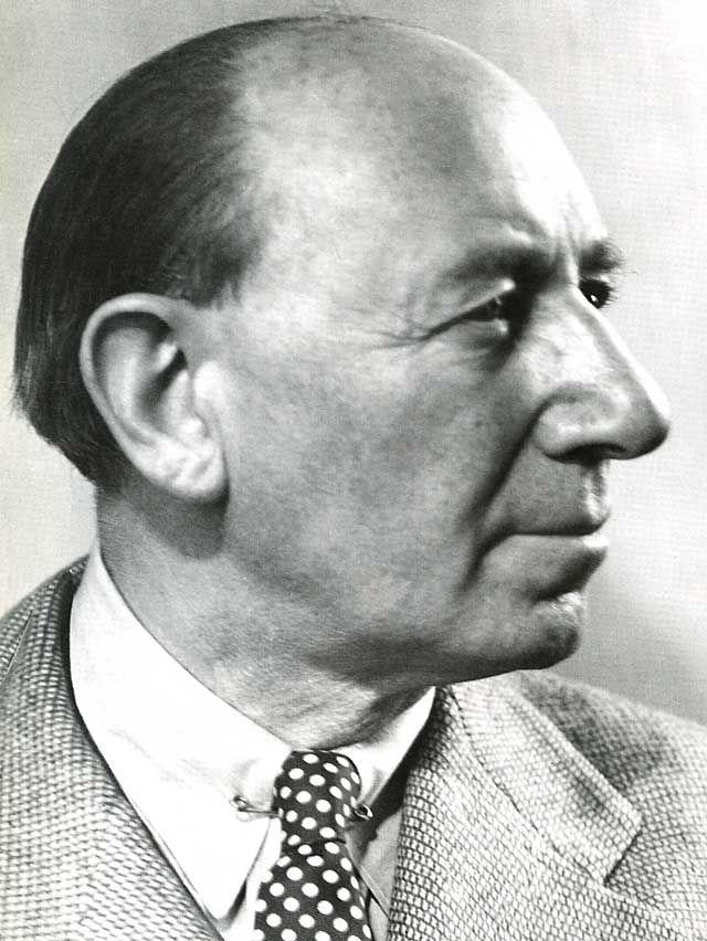 Lucian Bernhard, 1955