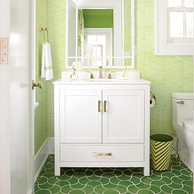 6 Inspiring Bathroom And Kitchen Tile Ideas From The Hamptons Showhouse
