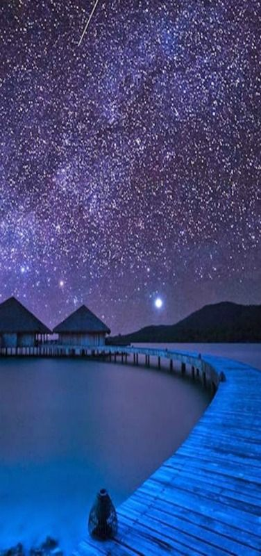 Milky Way, Song Saa Island, Cambodia - by Ana Parolin