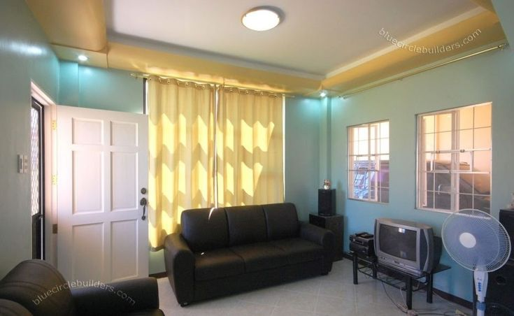 High ceiling living room design philippines. Whats people ...