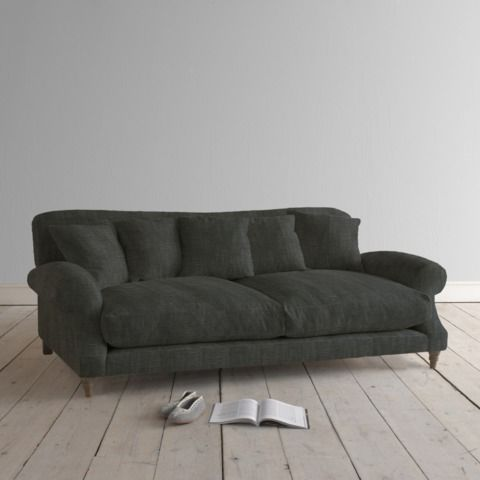 25 best ideas about big sofas on pinterest comfy couches deep sofa and cozy sofa. Black Bedroom Furniture Sets. Home Design Ideas