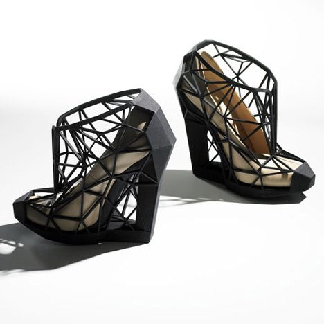 Faceted Design: 10 Crystalline Creations of Future Design                                                                                                                                                                                 Más
