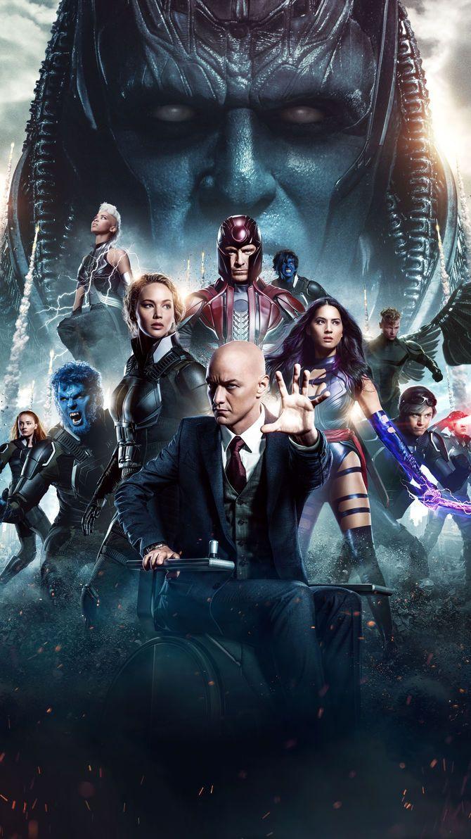 X Men Apocalypse 2016 Phone Wallpaper Moviemania Apocalypse Movies X Men Apocalypse Free Movies Online