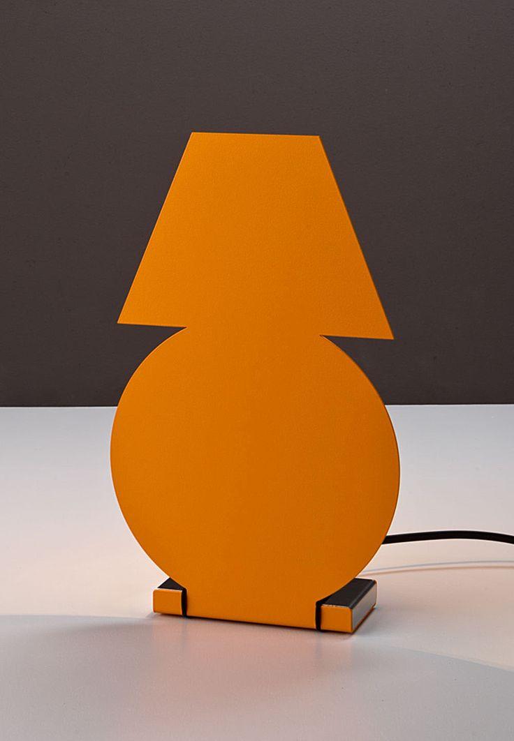 """""""Lampadì"""", orange   Caoscreo http://www.caos-shop.it/commerce/index.asp?idsz=321"""