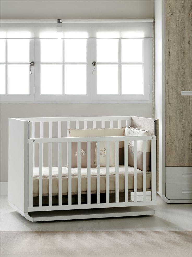 Mejores 24 imágenes de Habitaciones bebés en Pinterest   Muebles ...