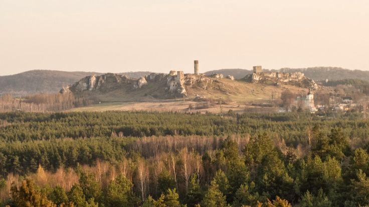#zamek #olsztyn #orle #gniazda