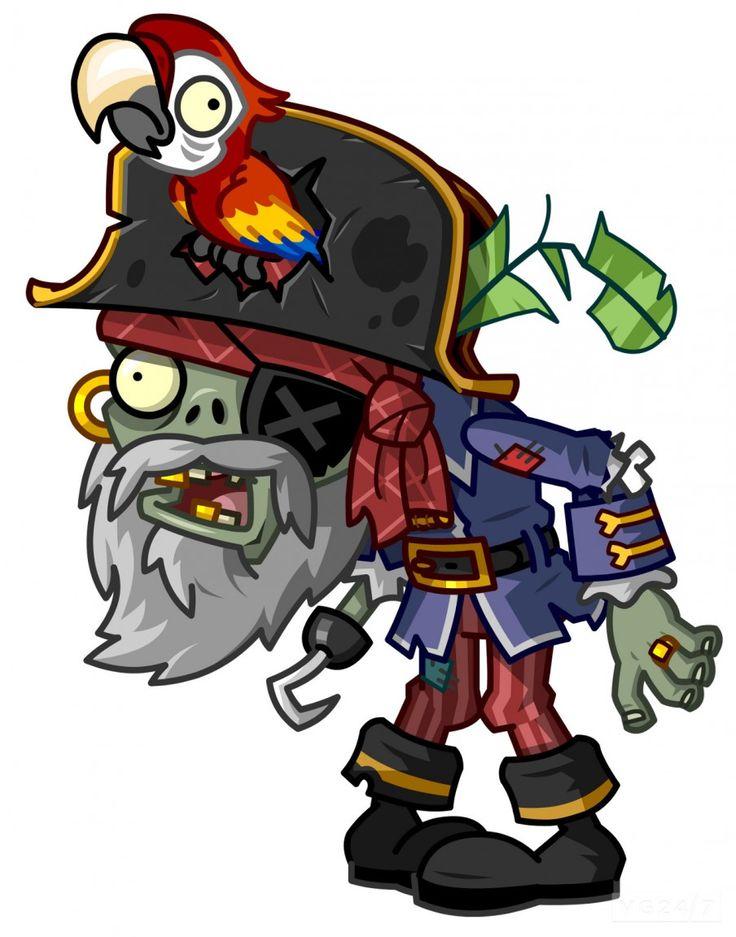 """Nuestro zombie favorito del renovado """"Plants vs Zombies 2"""""""
