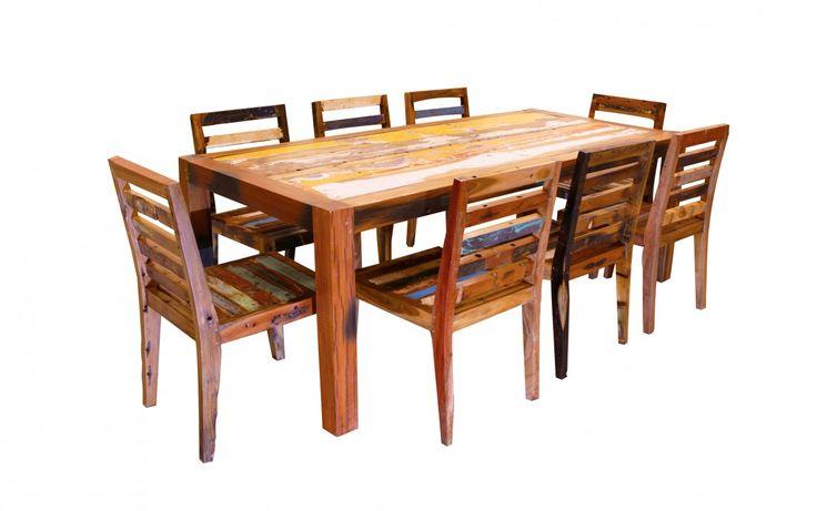 Boat-Wood-Table. www.droversinsideandout.com.au
