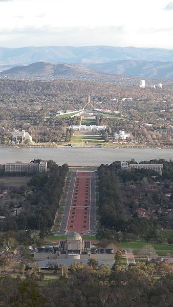 My Canberra, Australia.