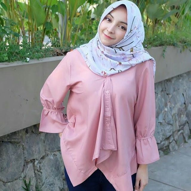 Baju Pink Kerudungnya Apa