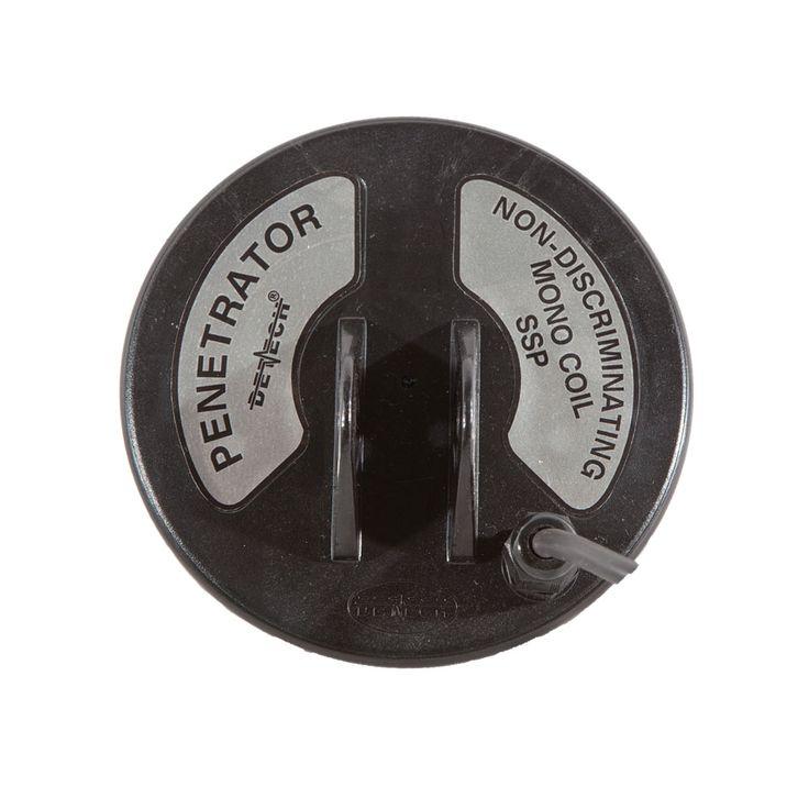Detech Penetrator 5″ non-discriminating mono sniper coil