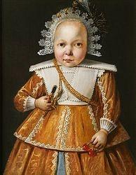 Anonymous, Portrait of Willem Jacobsz. van Veen, 1639 - Hoorn Westfries Museum
