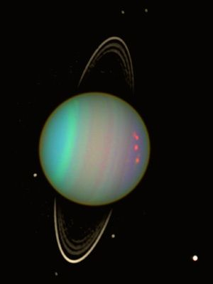 Uranus GcF it came FROM SPACE