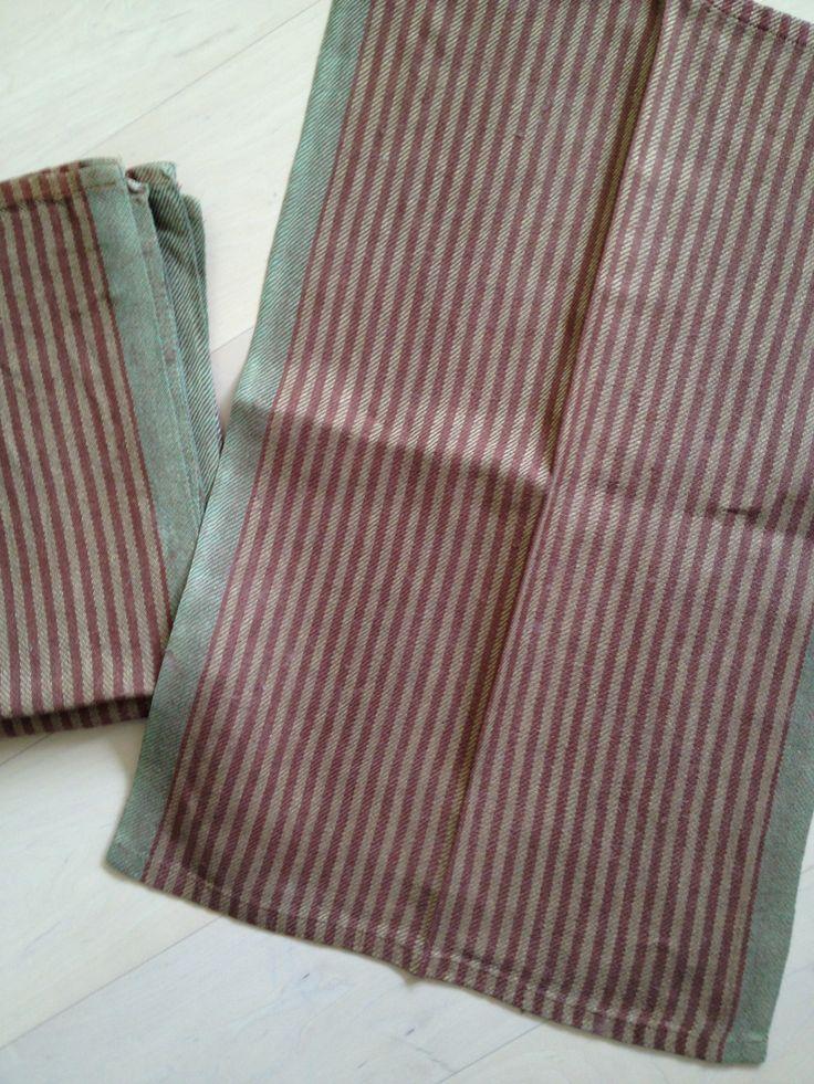Dish towels Viskestykker