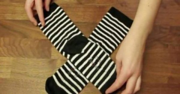 Μήπως κι εσείς Διπλώνατε τις Κάλτσες σας Λάθος μέχρι σήμερα