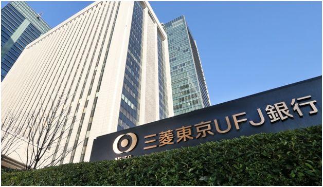 Mitsubishi Ufj Financial Group Inc один из самых больших финансовых холдингов Японии Mufg входит в тройку самых крупных банков мира располож Мир Банка Япония
