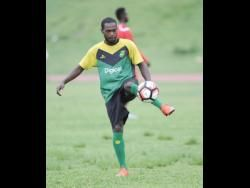 FOOTBALL: Reggae Boyz clip Soca Warriors 2-1 - Jamaica Gleaner