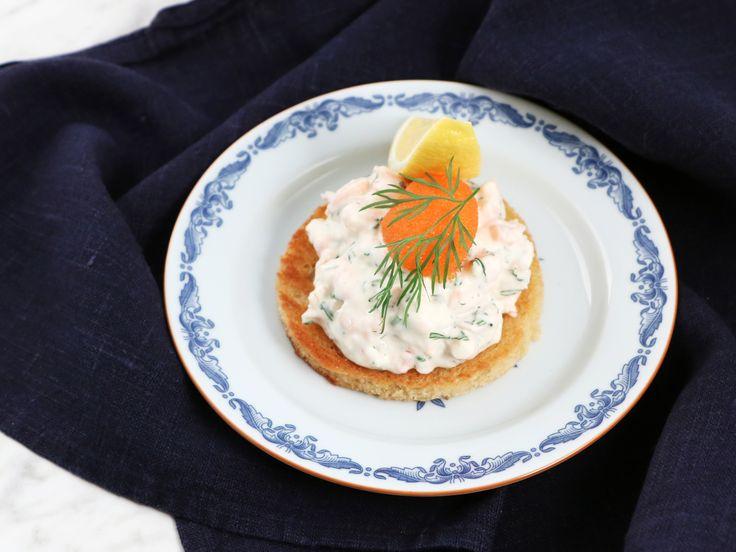 Myllymäkis toast skagen | Recept från Köket.se