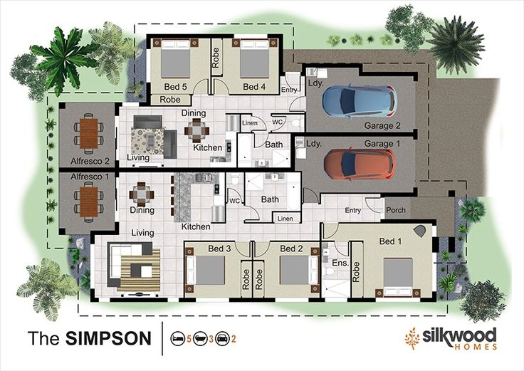 5 Bedrooms, Dual Living, For sale, 3 Bathrooms, Listing ID undefined