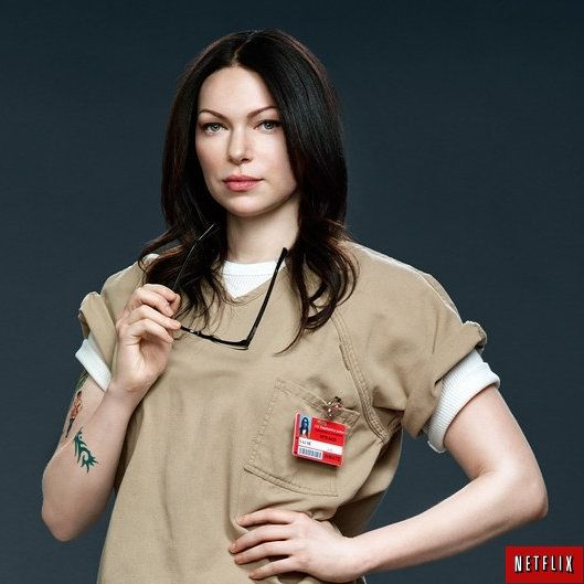 Alex Vause, played by Laura Prepon, has one of the most in depth back-stories on the show. Since she is Piper Chapman's ex-girlfriend that got her into trouble to begin with, it focuses a lot on their old relationship and the world Vause grew up in. Growing up wasn't easy for Alex, which is likely what formed her tough exterior. The only weak spot she seems to have emotionally is her connection to Piper, who she had a genuine bond with.