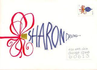 pushing the envelopes: December 2012