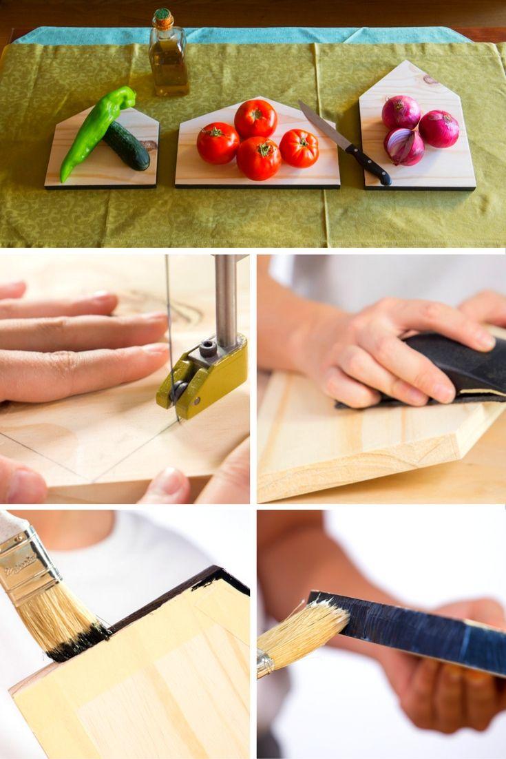 Las 25 mejores ideas sobre tablas de cortar de madera en for Como hacer una tabla para picar de madera