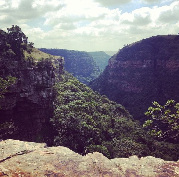 Kloof Gorge, South Africa