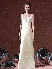 Social Bridesmaids Style 8103 #white/ivory #bridesmaid #dress