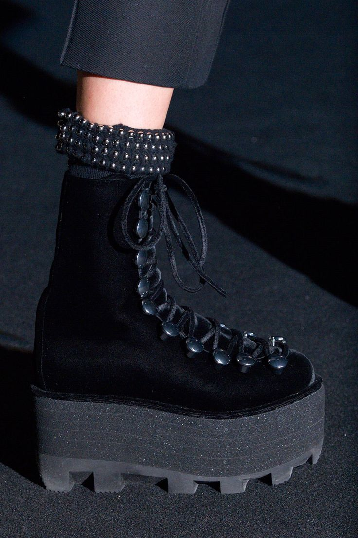 We're Calling It: Alexander Wang's Creeper Boots Will Be Fall's 'It' Shoe | StyleCaster