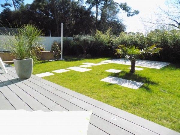 56 best jardin images on Pinterest Gardening, Landscaping ideas - drainage autour d une terrasse