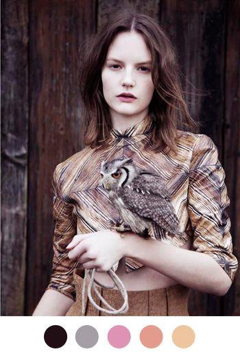 HO12Fashion, Ben Tom, Inspiration, Style, Sara Blomqvist, Beautiful, Birds, Twin Magazines, Owls