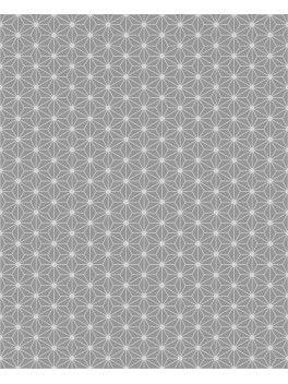 Papier peint Origami gris, scandinave. Graham & Brown