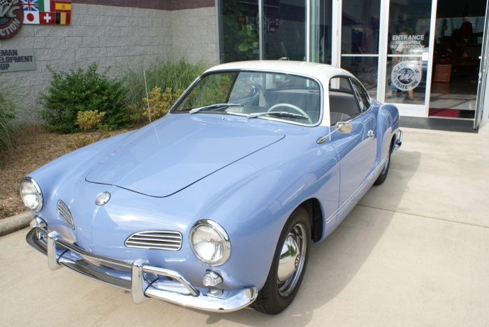 1963 Volkswagen Karmann Ghia From Seinfeld Collection