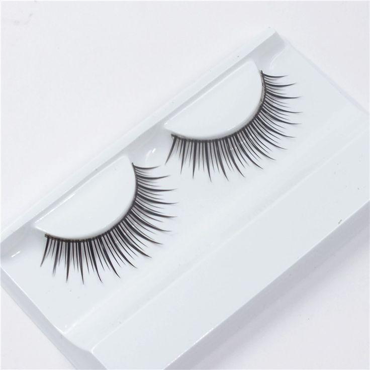 hot sale false eyelashes natural thin tapered false eyelashes selling fashion beauty tools makeup tool 1 #Affiliate