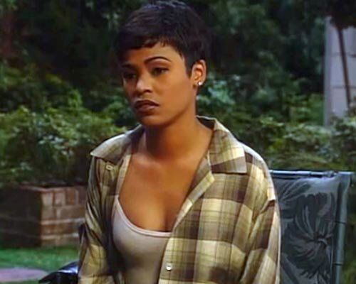 Friday Nia Long Short Hair Styles Black Girl Aesthetic