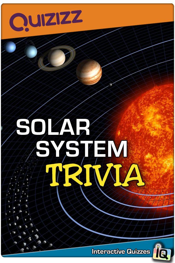 solar system quizizz - photo #1