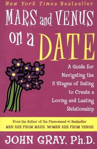 john gray 5 stages of dating Author john gray writes about first date tips for women, mars and venus  she should be careful not to focus on negative past experiences—particularly in dating.
